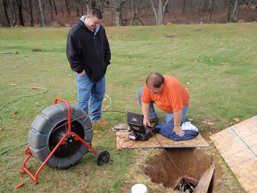 What We Look For During Sewer Inspections